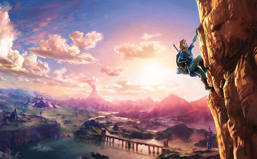 Analyse Zelda: Breath of the Wild (1/2): De la définition d'un open world