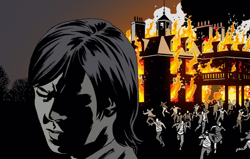#Critique The Walking Dead (T.27) de Robert Kirkman et Charlie Adlard