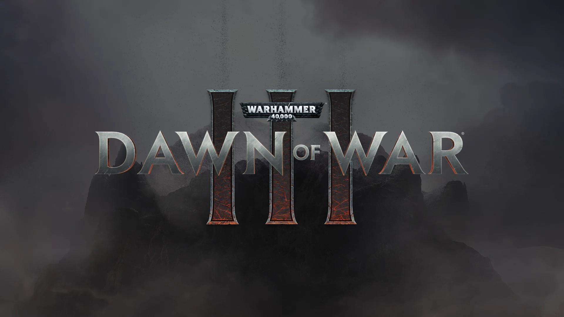 Dawn of War 3: Space Warcraft