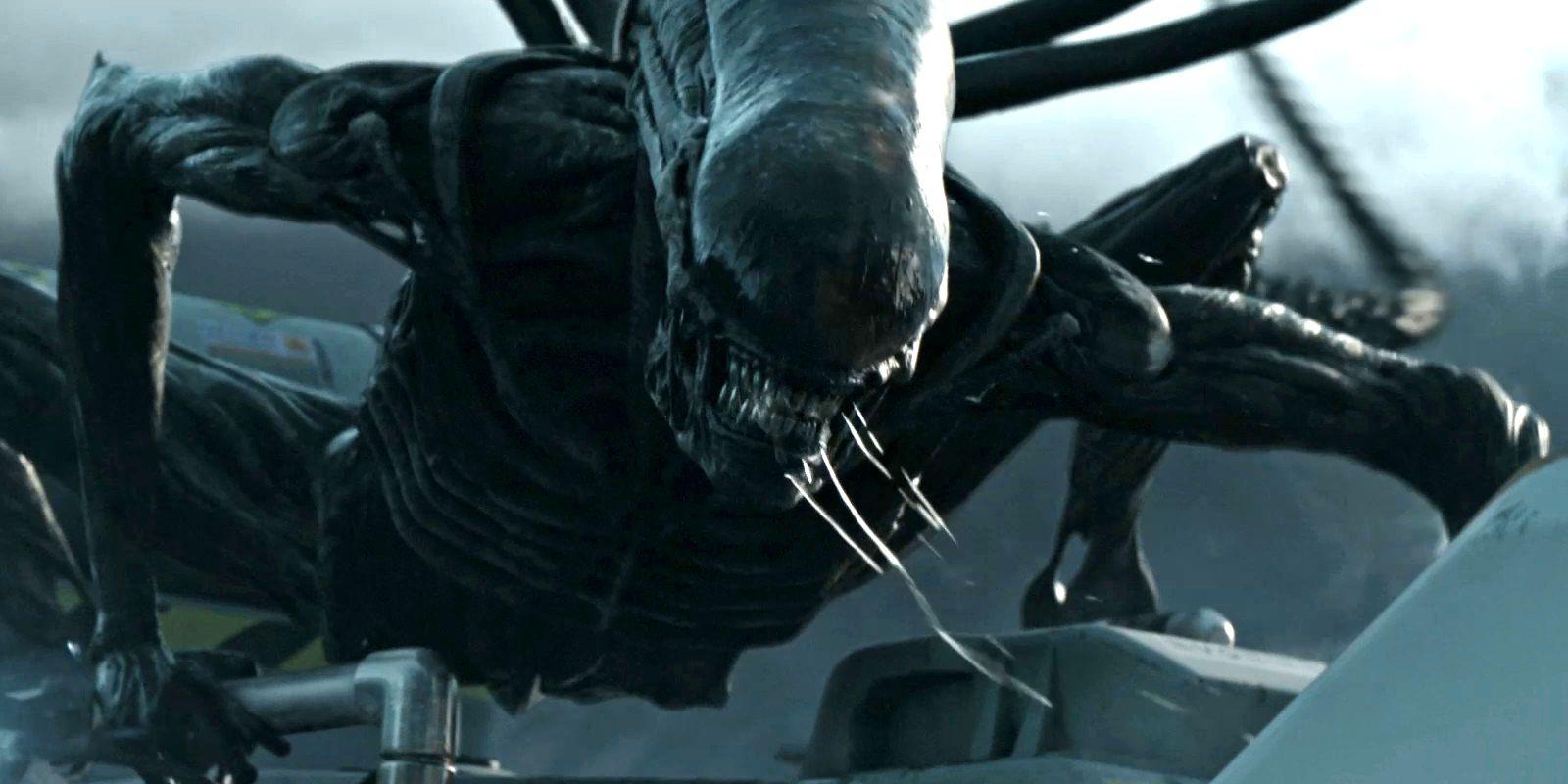 #Critique Alien : Covenant
