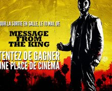 #Concours Message From The King