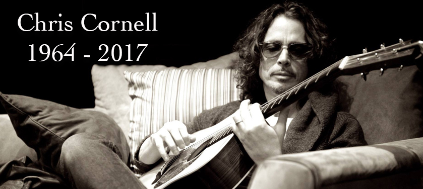 #Hommage : Chris Cornell (1964 – 2017)