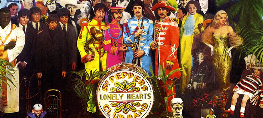#Histoire : Sgt. Pepper's Lonely Heart Club Band a 50 ans !