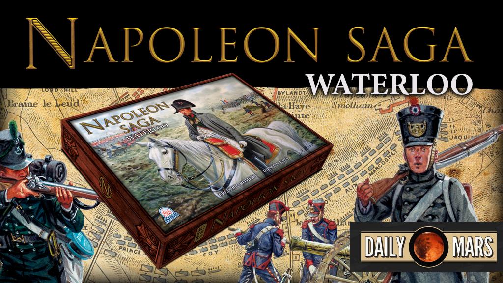 Présentation : Napoléon Saga de Frédéric Romero