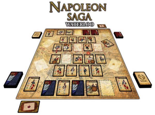 Napoleon Saga plateau