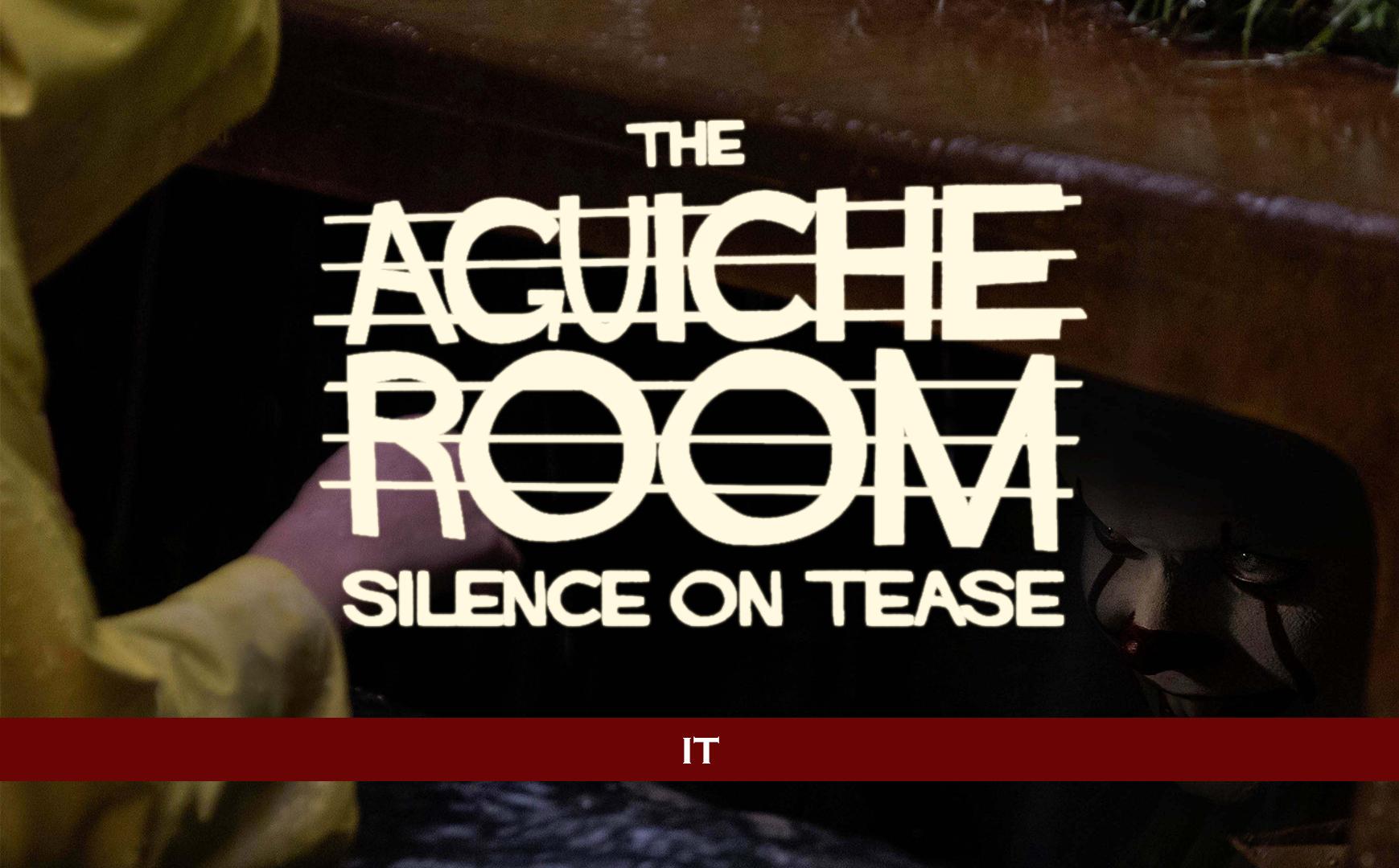 #AguicheRoom IT