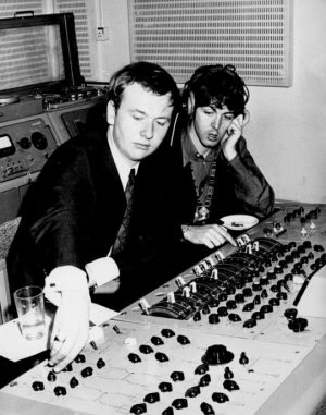 Geoff Emerick et Paul McCartney