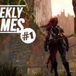 #news Weekly Games #1
