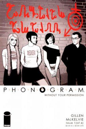 phonogram 001