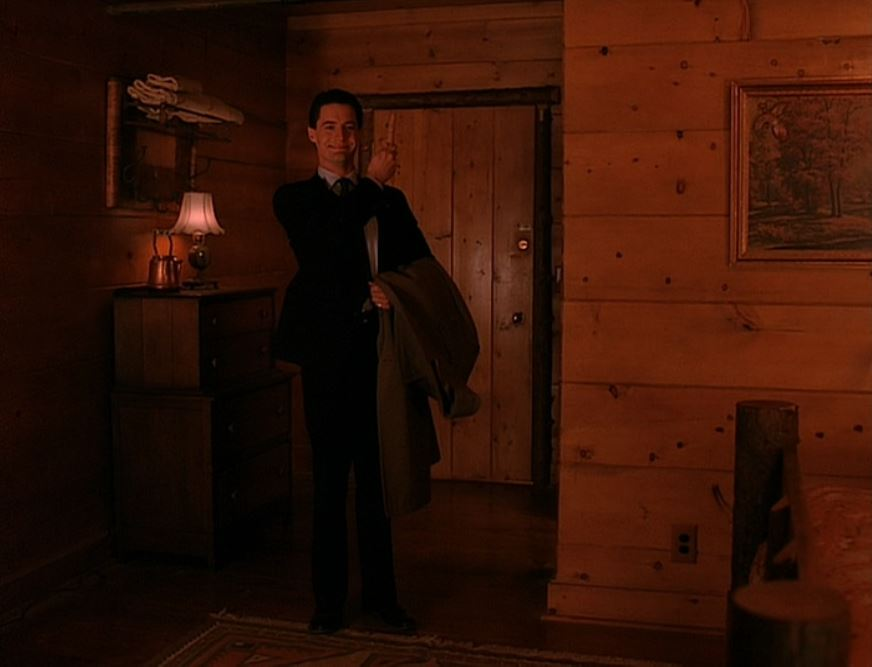 #Analyse Twin Peaks: Cooper, plus Pinocchio que Prince Charmant