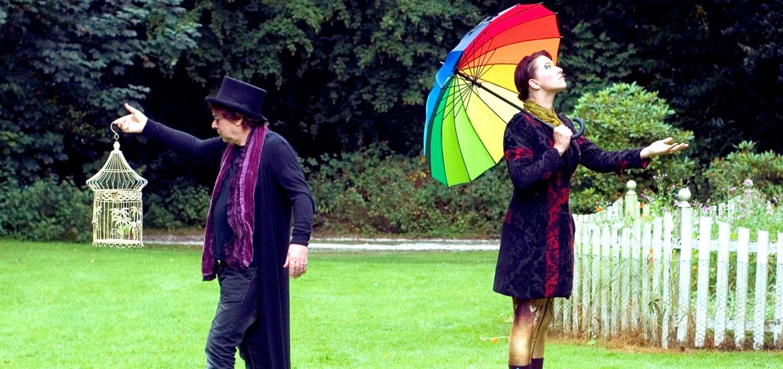 #Interview Amanda Palmer et Edward Ka-Spel : rencontre entre gothique et psychédélique