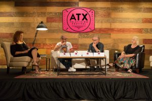 """""""The Leftovers: The End"""" Panel during the 2017 ATX Festival Season 6 on Thursday, June 8, 2017 in Austin, TX. (Photo by: Tammy Perez)"""