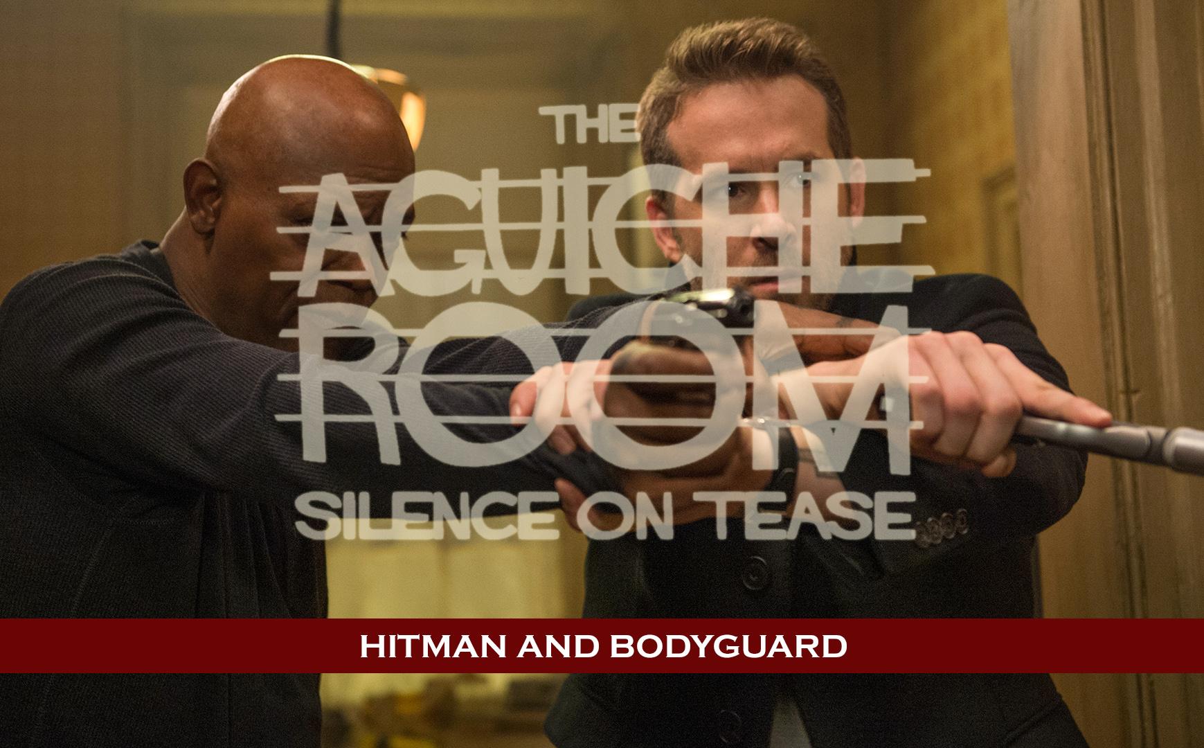 #AguicheRoom Hitman & Bodyguard