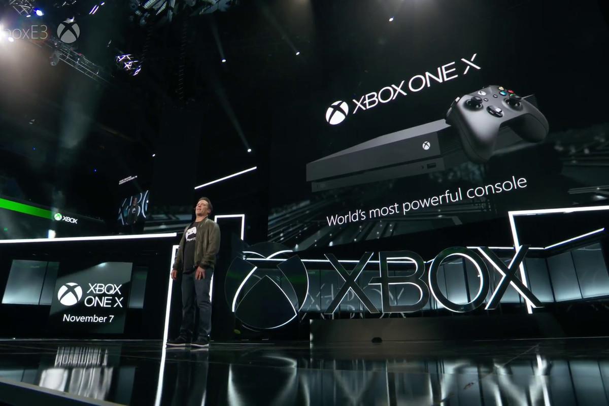 E3 2017 : La conférence Microsoft