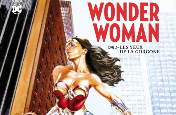 #Critique Greg Rucka présente Wonder Woman (T.2)