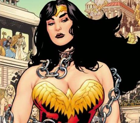 #Critique Wonder Woman – Terre 1 (T.1) de Grant Morrison et Yanick Paquette