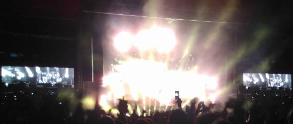 Depeche Mode - Concert - Stade de France - 1er juillet 2017