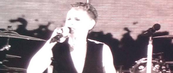 Martin Gore - Depeche Mode - Concert - Stade de France - 1er juillet 2017