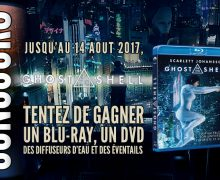 #Concours Ghost In The Shell