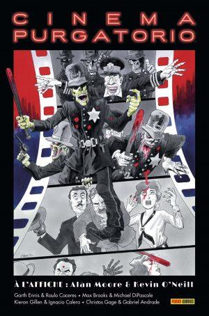 cinema-purgatorio-comics-volume-1-tpb-hardcover-cartonnee-283280