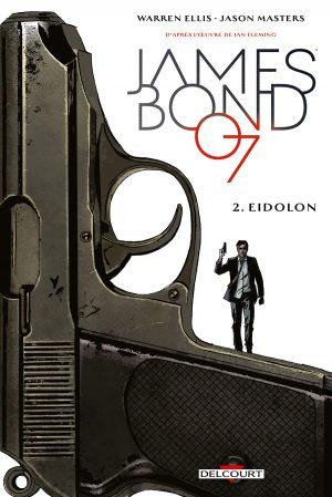 james-bond-comics-volume-2-tpb-hardcover-cartonnee-issues-v1-280063
