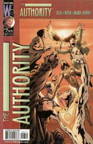 the authority T1 2