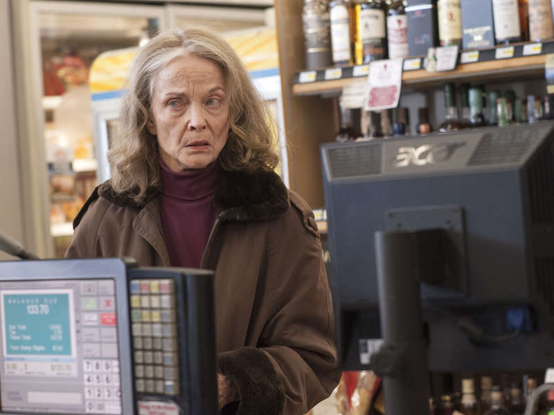 Grace Zabriskie in a still from Twin Peaks. Photo: Suzanne Tenner/SHOWTIME