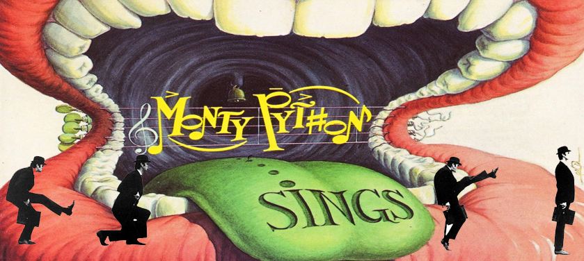 #AndNowForSomethingCompletelyDifferent : Monty Python Chante
