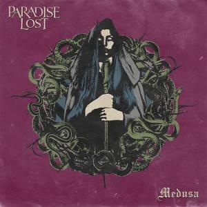 Paradise Lost - Medusa (pochette)