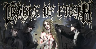 Cradle Of Filth - Cryptoriana - The Seductiveness Of Decay - Image à la une
