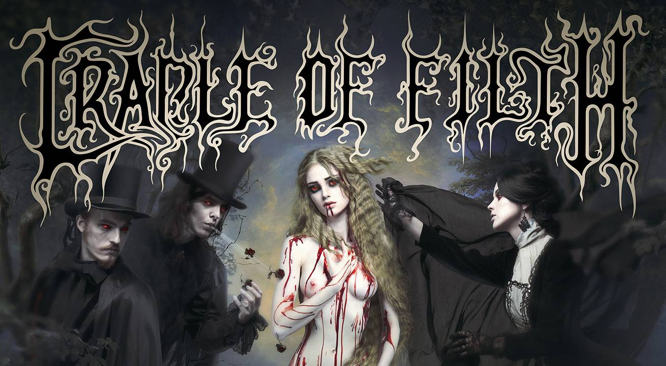 #Interview #Critique Cradle of Filth – Cryptoriana… (Nuclear Blast)