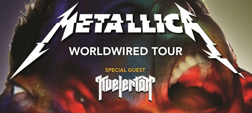 #Concert : Metallica – Accor Hotels Arena – 10/09/2017