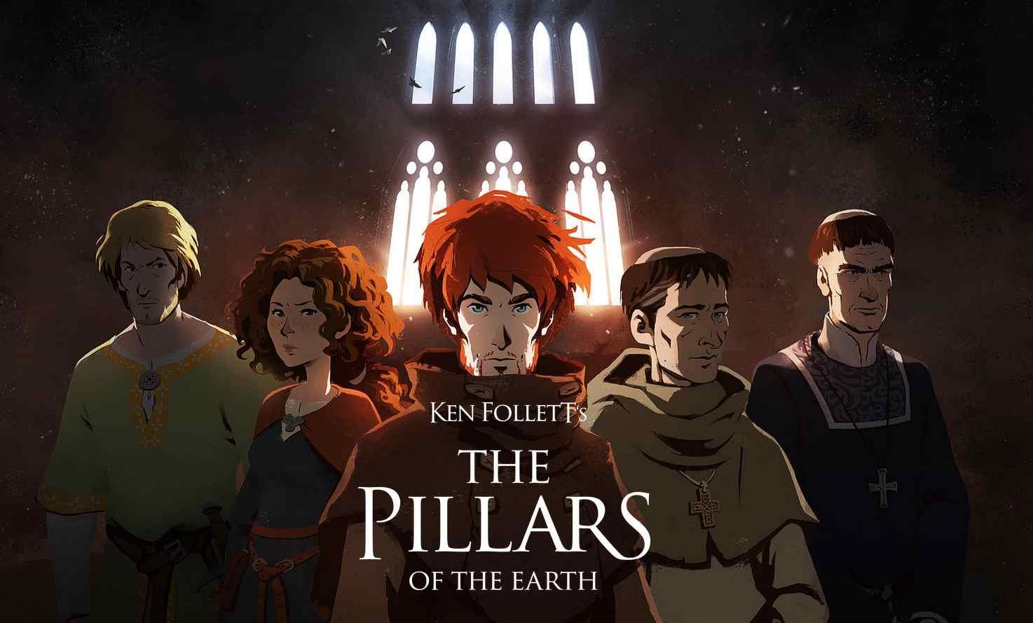 Preview Vidéo : Ken Follett's The Pillars of the Earth