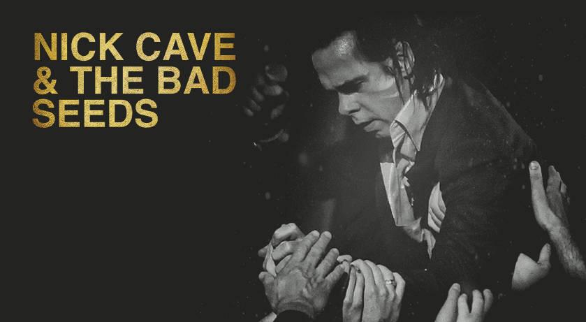 #Concert Nick Cave & The Bad Seeds au Zénith de Paris (3 octobre 2017)