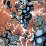 #Critique Secret Wars – Thors par Jason Aaron et Chris Sprouse