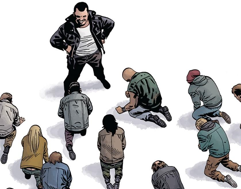 #Critique Walking Dead (T.28) par Robert Kirkman et Charlie Adlard