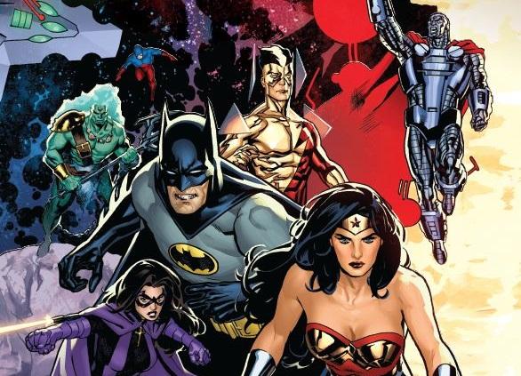 #Critique Justice League of America (T.3 et 4) de Grant Morrison et Howard Porter