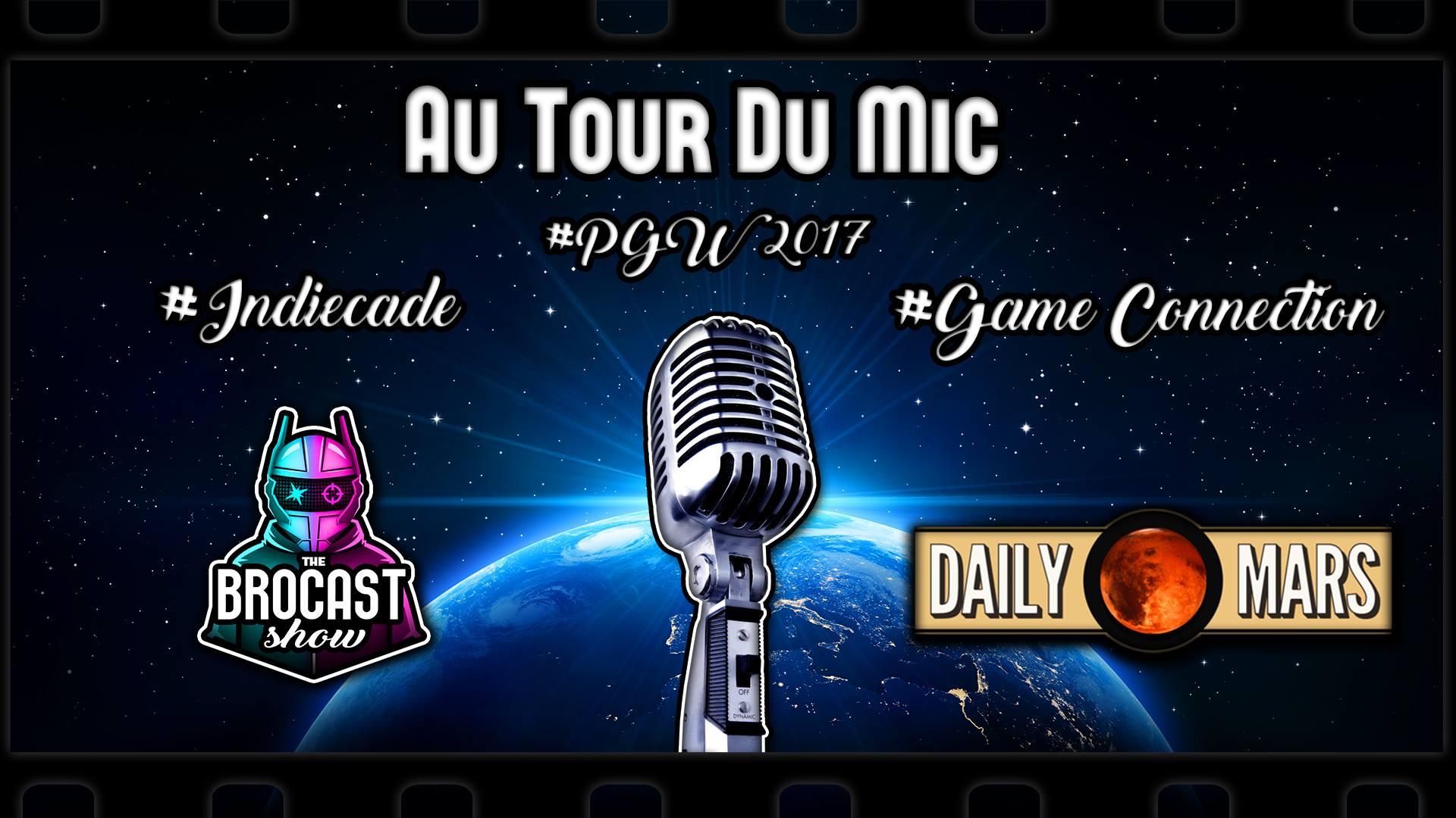 Podcast: Retour sur l'IndieCade Europe, la Game Connection et la Paris Games Week 2017