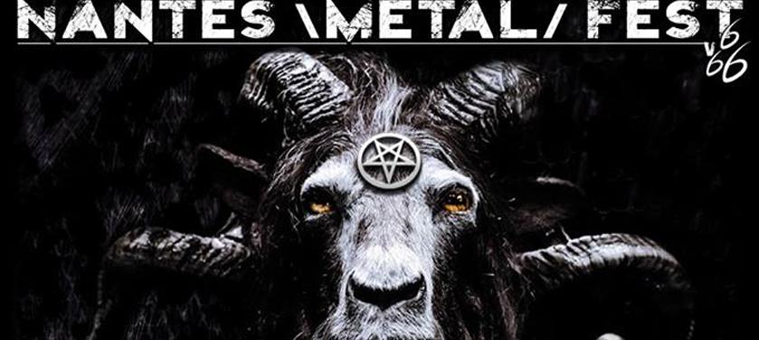 #Festival : le Nantes Metal Fest arrive !