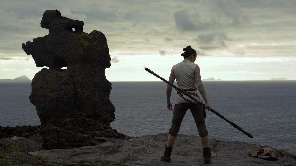 #Interview Rian Johnson : Star Wars, Épisode 8 : Les Derniers Jedi