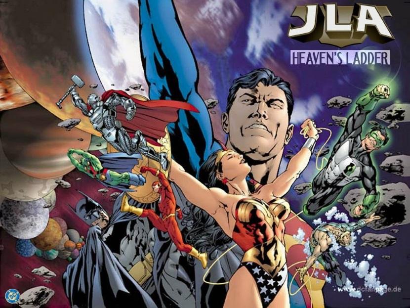 #Critique JLA – Ascension de Mark Waid et Bryan Hitch