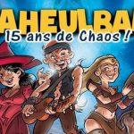 #Concert : 15 ans de Naheulband – Le Trianon – 17/12/2017