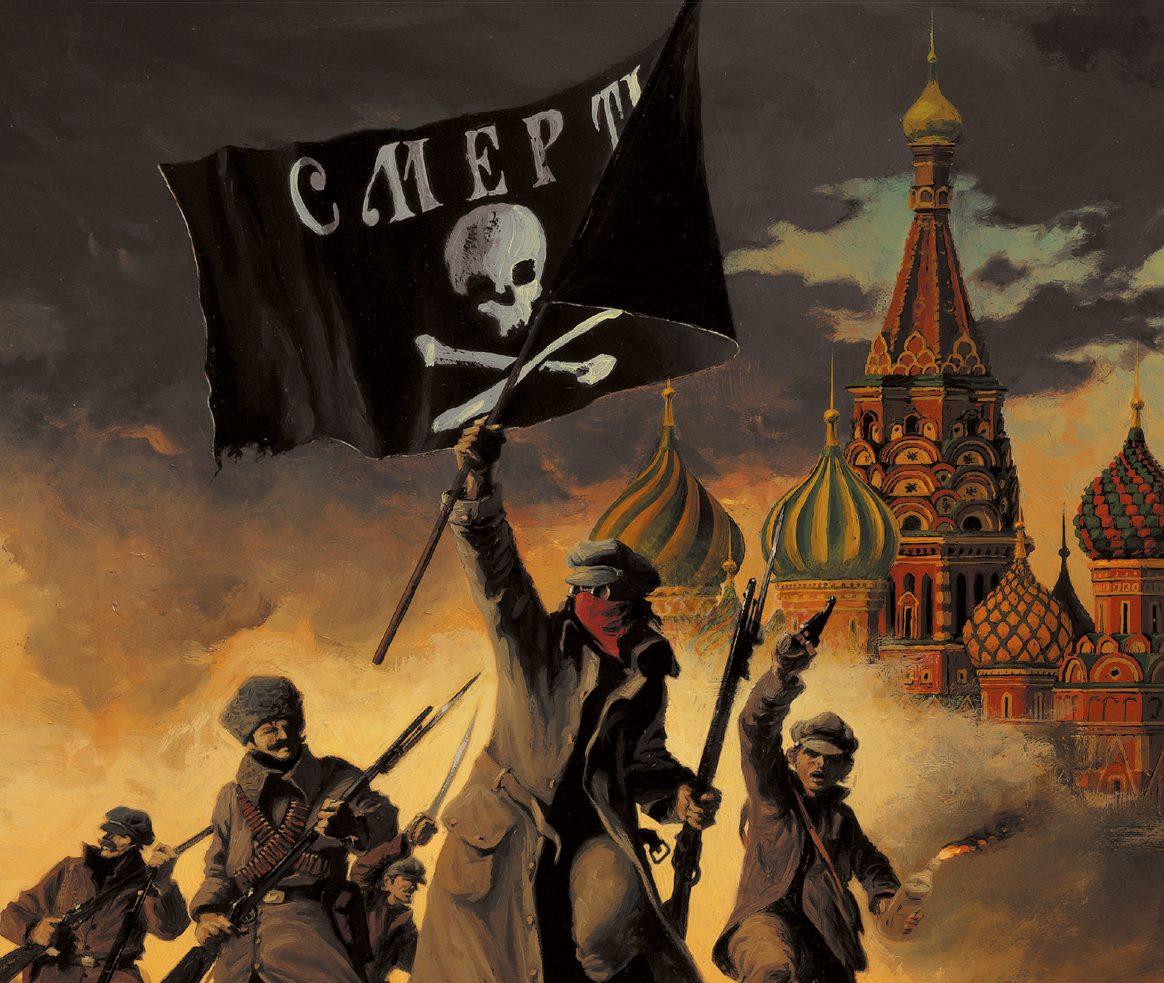 #Critique La révolution russe de Duval, Pécau et Calvez