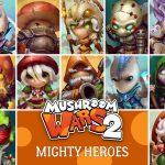 Preview Vidéo : Mushroom Wars 2
