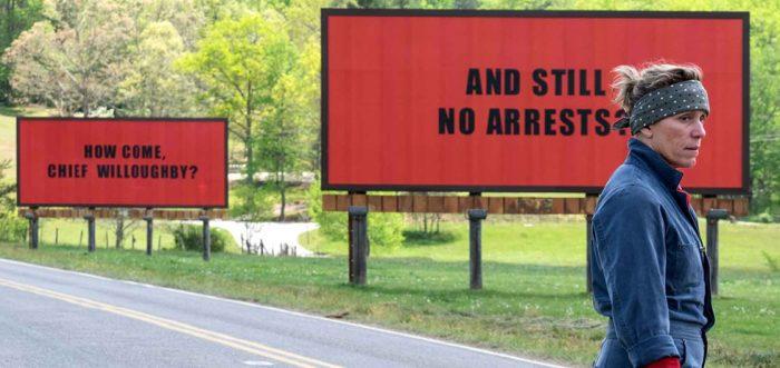 #Critique 3 Billboards, les panneaux de la vengeance