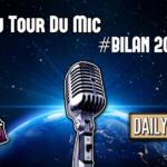 Podcast Au Tour du Mic : Bilan 2017