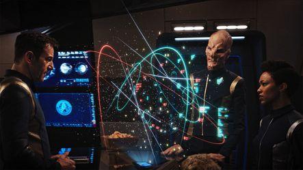 #Critique Star Trek Discovery : Enterrer tout espoir (1 x 10)