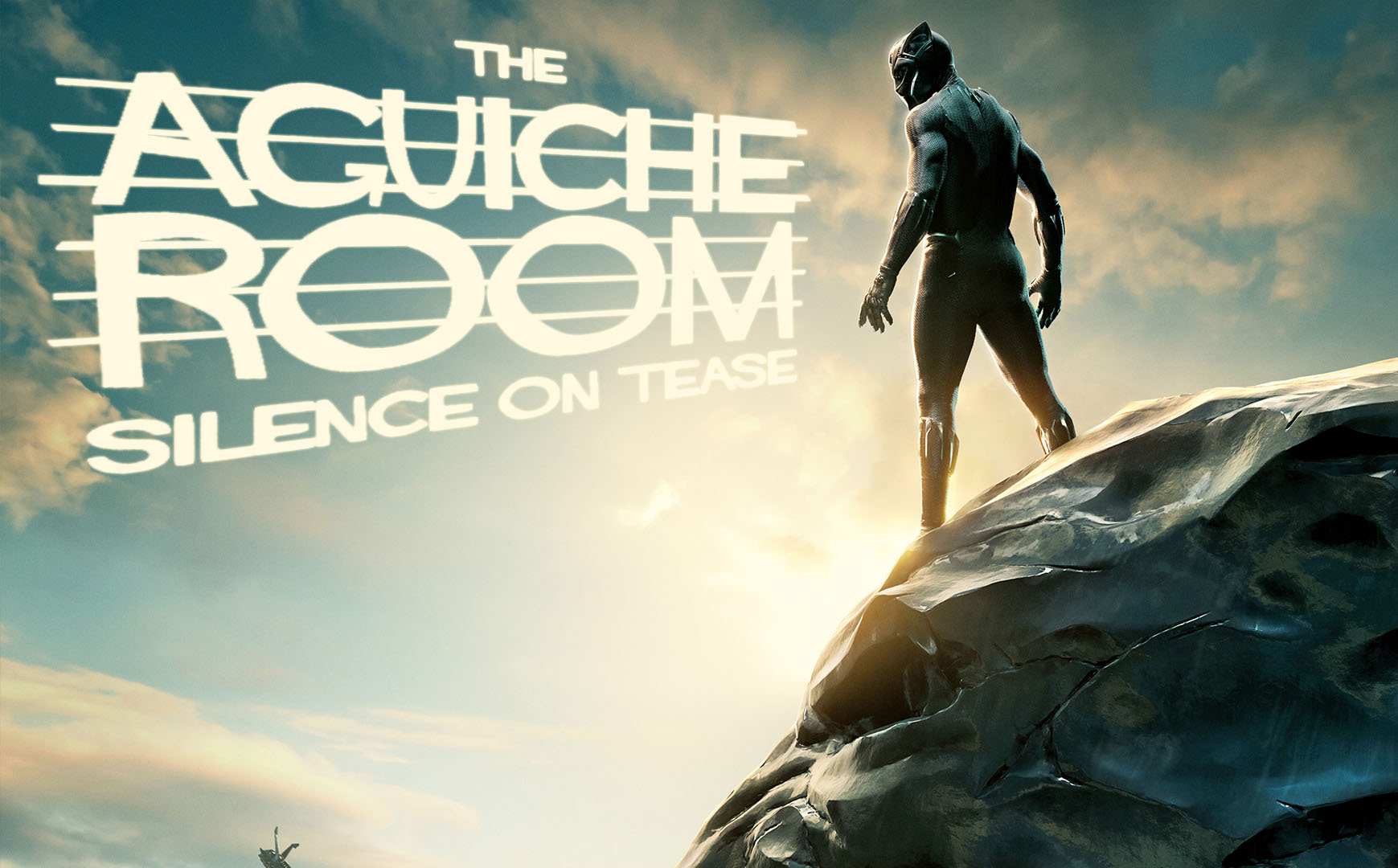 Aguiche Room : Black Panther