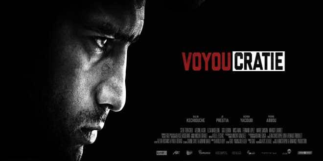 #Voyoucratie, une bonne baffe dans la tronche du ciné français
