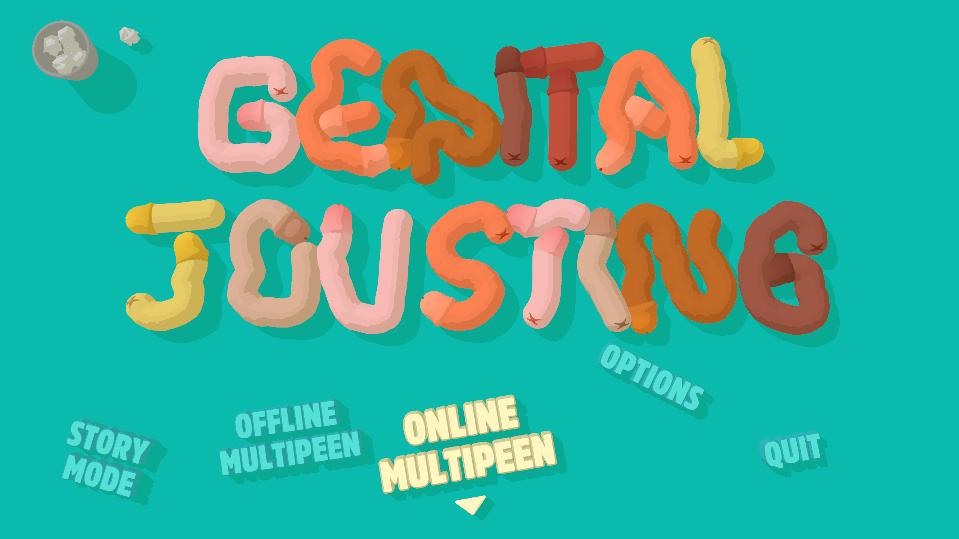 Genital Jousting – Partie Intime